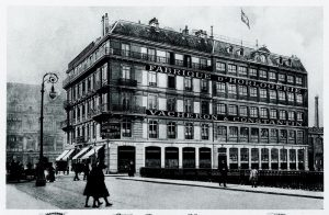 The Boutique Vacheron Constantin en l'Ile in 1906 - © Vacheron constantin