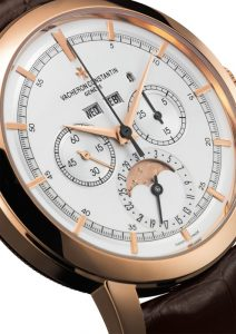 Patrimony Traditionelle Chronograph Perpetual © Vacheron Constantin