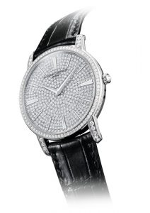 Patrimony Traditionnelle, Fully-paved © Vacheron Constantin