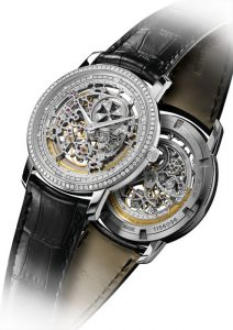 Patrimony Traditionnelle Openworked Large Size © Vacheron Constantin
