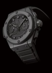 KING POWER FOUDROYANTE ALL BLACK - © Hublot Geneve