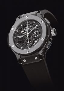 Special Hublot Big Bang, the Aero Bang Morgan © Hublot Geneve