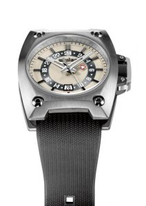 Wyler Geneve GMT, the world's only watch to be certified CarbonNeutral®
