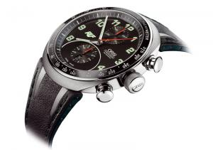 The Oris RUF CTR3 Chronograph Limited Edition © Oris