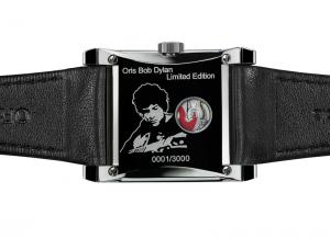 Oris Rectangular Bob Dylan Limited Edition - © Oris