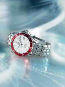 The OMEGA Seamaster Diver 300m « Vancouver 2010 » Limited Edition