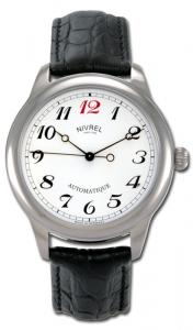 Nivrel Special Edition Red 12 Automatic presented at the 2009 Baselworld