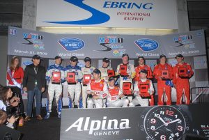All winners receive an Alpina watch