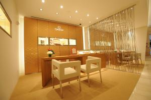 New OMEGA Boutique in New York on Fifth Avenue