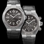 This summer the VACHERON CONSTANTIN Overseas are dressed in gray