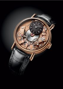 Breguet Tradition 7027 in pink gold