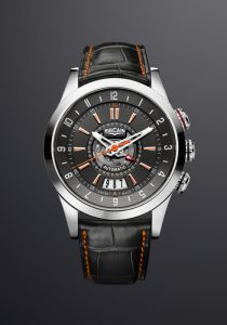 Vulcain Cricket Revolution Dual-Time