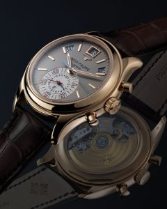 The Patek Philippe Annual Calendar Chronograph Ref. 5960R