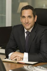 Yassin Tag, the new Vacheron Constantin Brand Manager for Middle East