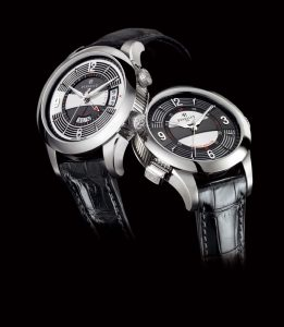 Perrelet Alarm: A1048/1 and the 5-Minute Repeater: A1038/1