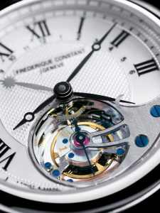 The tourbillon