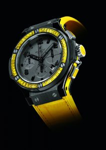 HUBLOT Big Bang Black Lemon