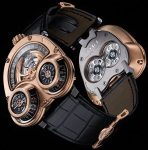 MB&F Horological Machine No3