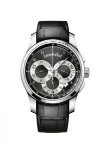Léon Hatot Men's Chronograph - black