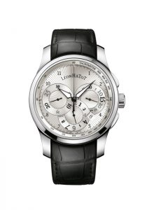 Léon Hatot Men's Chronograph - white