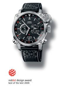 Oris BC4 Flight Timer wins RedDot design award