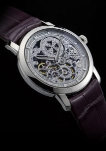 A unique Vacheron Constantin marking the 10th anniversary of Action Innocence