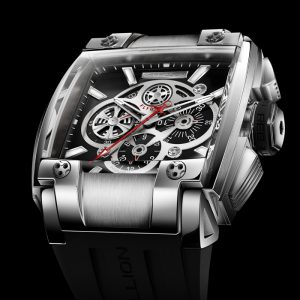 REBELLION RE-2 Fly Back Chronograph