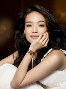 Shu Qi and
