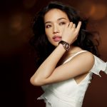 Behind the scenes with ShuQi at the Frederique Constant Fashion Show in Beijing