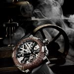 ROMAIN JEROME Titanic-DNA: Tourbillon Steampunk A la Grande