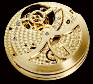 GÉRALD GENTA Octo Tourbillon Sunray movement