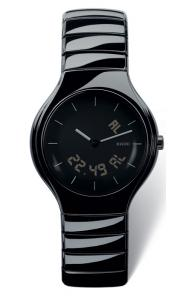 RADO 09 - True Black Gloss Multi Function R27 867 152