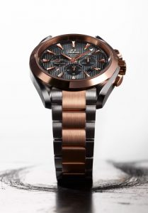The OMEGA Seamaster Aqua Terra Co-Axial Chronograph
