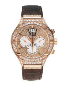 Piaget Polo Chronograph in pink gold