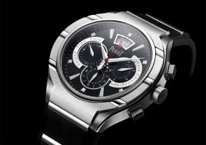 The Piaget Polo FortyFive chronograph