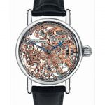 The Fascination of Artful Craftsmanship  Chronoswiss Edition Zeitzeichen 2009