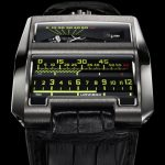 URWERK presents the UR-CC1. Codename King Cobra