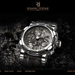 Romain Jerome: New website