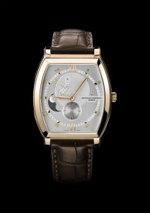 Vacheron Constantin Malte Moon Phase and Power Reserve,  pink gold