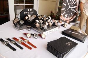 TW Steel partnered withLondon Jewelers to sponsor the annual Hamptons Golf Classic on June 29, 2009