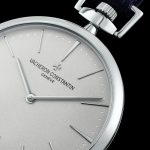 VACHERON CONSTANTIN Collection Excellence Platine Patrimony Contemporaine Pocket Watch 