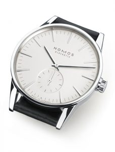 Zürich by NOMOS Glashütte - Photo: Holger Wens, Hattingen/Blankenstein