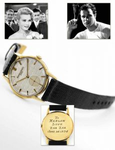 VACHERON CONSTANTIN Sale of Brando watch