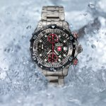 20'000 FEET by CX Swiss Military Watch, the record-breaking mechanical timepiece