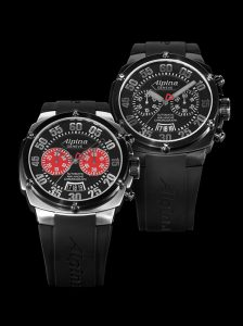AVALANCHE EXTREME CHRONO DOUBLE DIGIT AL-850BR5AE6 and AL-850BR4FBAE6
