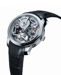 GREUBEL FORSEY Double Tourbillon Technique