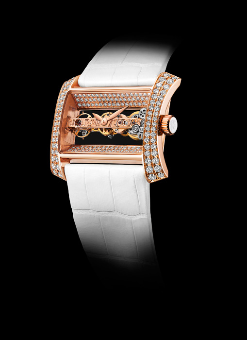 CORUM - Golden Bridge Lady