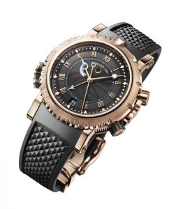 THE 2009 BREGUET MARINE ROYALE – ALARM WATCH WATER-RESISTANT TO 30 BAR