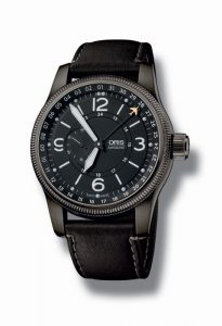 The Oris Swiss Hunter Team Limited Edition: limited to 1958 pieces.