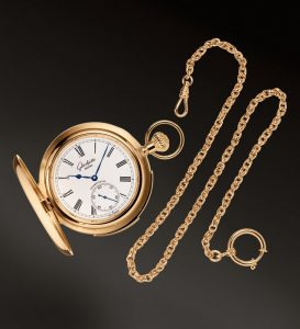 Glashütte Original Pocket Watch No. 1